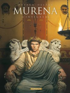 Murena - Intégrale des neuf tomes