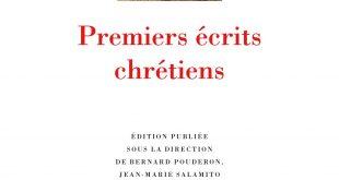 premiers-ecrits-chretiens