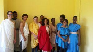 Quand antiquité et astronomie se retrouvent en Guyane...