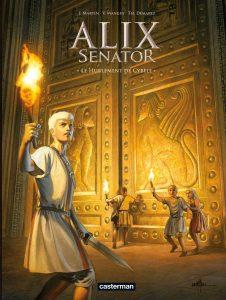 Alix Senator #05 - Le Hurlement de Cybèle