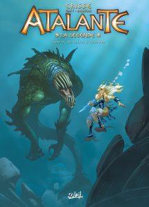 Atalante - #09 : Le Secret d'Héraclès