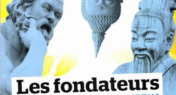 Books #80 – Les fondateurs : Confucius, Socrate, Bouddha