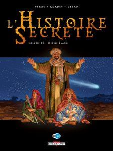 L'histoire secrète #33 - Messie blanc