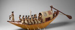 Les Egyptiens étaient-ils un peuple de la mer ?