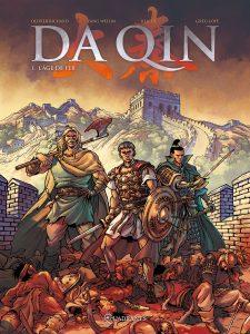 Da Qin (Rome) #01 - L'Âge de fer