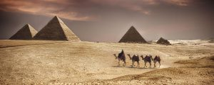 Arpenter la terre sacrée d'Egypte