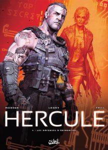 Hercule #03 - Les Défenses d'Érimanthe