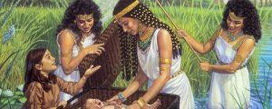 Être mère en Egypte ancienne un voyage périlleux