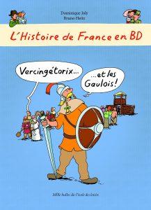 L'histoire de France en BD : Vercingétorix et les Gaulois