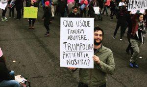 Antiquité & Actualité : Quo usque tandem abutere, Trumpolina... ?