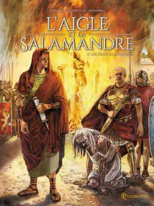 L'Aigle et la Salamandre #2 - Les deux salamandres [mise à jour : compte rendu de lecture]
