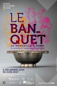 Le Banquet de Marseille à Rome : Plaisirs et Jeux de Pouvoir @ Musée d'Archéologie Méditerranéenne