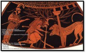 La Représentation de l'au-delà sur les vases archaïques