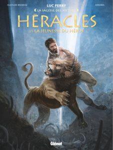 Héraclès #1 - La jeunesse du héros