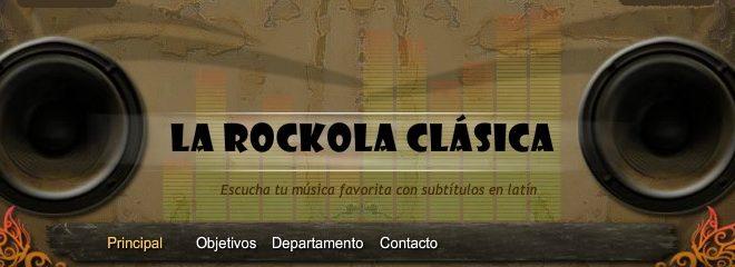 La Rockola Clasica vous propose de nombreuses chansons traduites en latin !