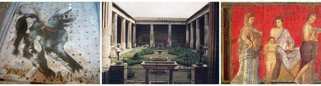 Le développement urbain de Pompéi de la fin du VIIe s. av. J.-C. à 79 apr. J.-C, La cité florissante avant la disparition
