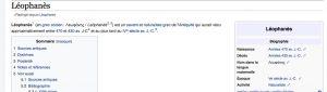 Quand un savant grec sert à berner Wikipedia...