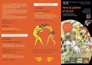 printemps de l'antiquité en Bretagne – du 13 au 21 mars 2017 @ Bretagne