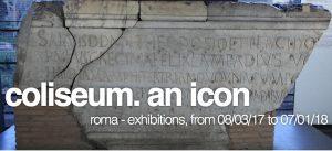 Le Colisée : une icône (Colossal. Un' icona) @ Colisée, premier étage | Roma | Lazio | Italie