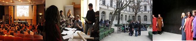 Pour les enseignants (et leurs classes) de Paris : les journées «découvrir l'Antiquité» vous sont vivement recommandées.