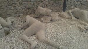 """Les """"amants de Pompéi"""" étaient deux hommes, révèle leur ADN"""