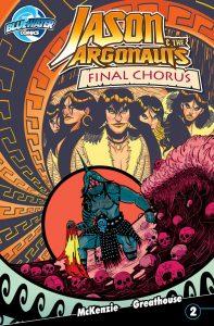 Jason & the Argonauts - Final Chorus #2