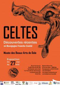Celtes, découvertes récentes en Bourgogne Franche-Comté @ Musée des Beaux-Arts, Dole | Dole | Bourgogne Franche-Comté | France