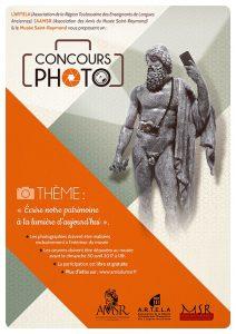 L'ARTELA lance un concours photo très chouette avec le Musée Saint Raymond de Toulouse
