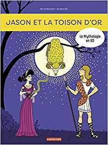 BD Jason et la toison d'or