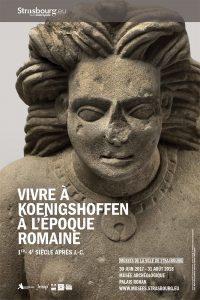 Vivre à Koenigshoffen à l'époque romaine. Ier-IVe siècle après J.-C. @ Musée Archéologique Strasbourg | Strasbourg | France