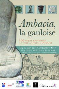 Ambacia, la gauloise. 100 objets racontent la ville antique d'Amboise @ Amboise | Centre-Val de Loire | France