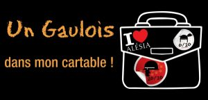 Un Gaulois dans mon cartable ! @ MuséoParc Alésia | Alise-Sainte-Reine | Bourgogne Franche-Comté | France