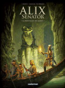 Alix Senator #6 - La montagne des morts