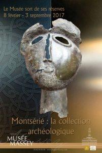 Montsérié : la collection archéologique @ Musée Massey | Tarbes | Occitanie | France