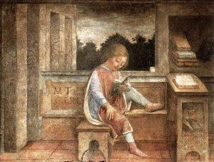 Se passer d'écrire en latin, un problème pédagogique?