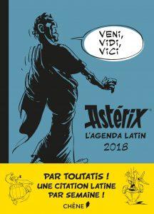 Astérix : l'agenda latin 2018