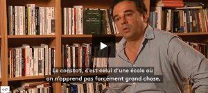 Prof en résistance : Augustin d'Humières