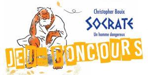 RESULTATS du Jeu-Concours : Socrate un homme dangereux