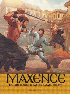 Maxence #3 - Le cygne noir