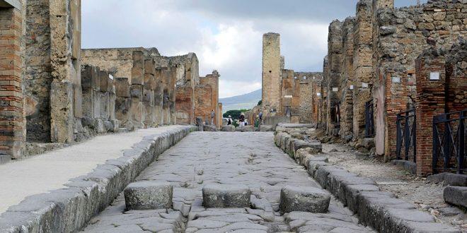 'Pompeii-mania' in schools Down Under