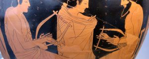 La Marche de l'Histoire / Musiques et musiciens dans l'Antiquité