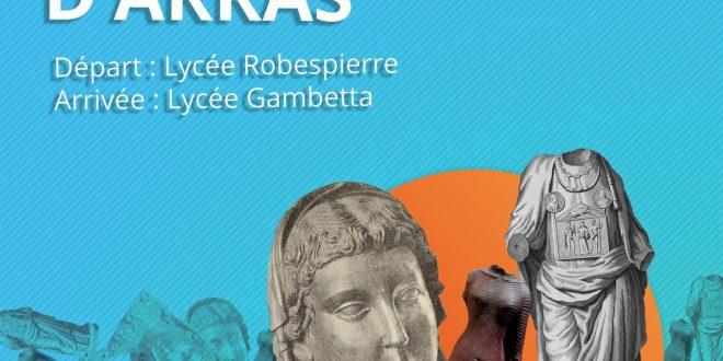 Le 19 octobre, des légions de latinistes déferleront sur Arras à l'occasion d'un rallye géant antique !