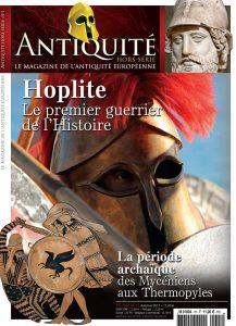Antiquité HS1 - Hoplite : le premier guerrier de l'histoire [mise à jour]