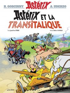 Astérix #37 - Astérix et la Transitalique