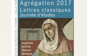 Journée d'études : Agrégations de Lettres Classiques et Grammaire - Université d'Aix-Marseille