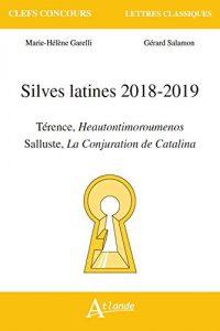 Silves latines et grecques 2018-2019