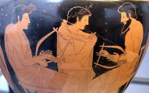 France Musique / Que sait-on de la place de la musique dans l'Antiquité ?
