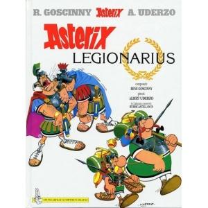 Asterix en latin : Asterix Legionarius