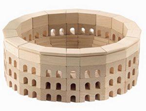 Kit HABA pour fabriquer un Colisée en bois
