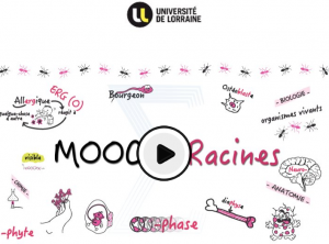MOOC FUN / De l'atome à l'humain: à la racine des mots scientifiques
